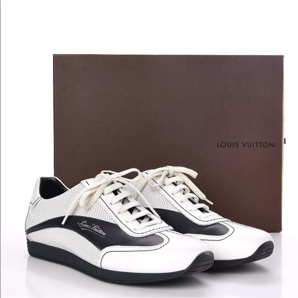 b062bce19840 Louis Vuitton Other - Linus vuitton Mens sneakers size 10